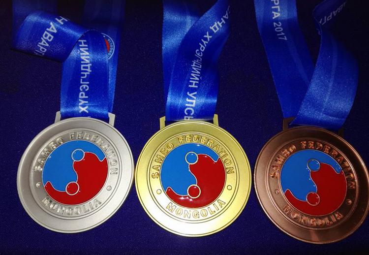 Чемпионат Монголии по самбо