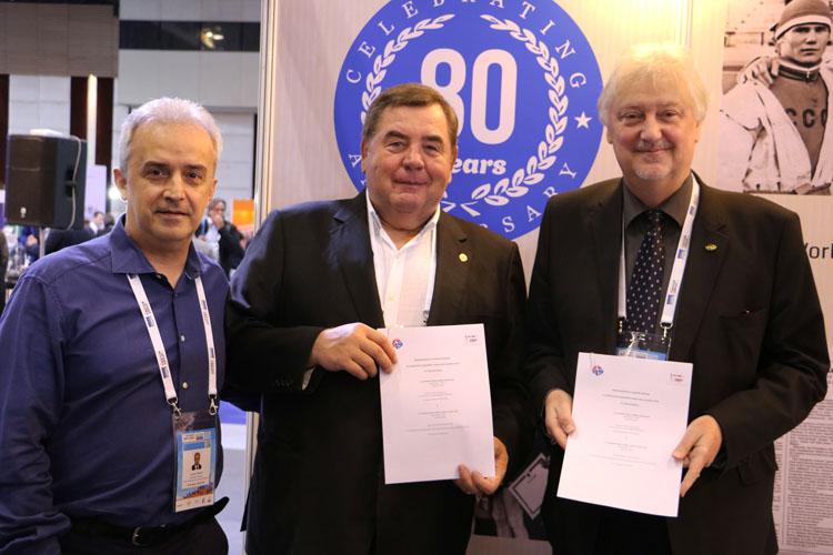 FIAS подписала соглашение с ISF