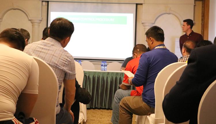 ФИАС провела семинар по антидопингу в Монголии