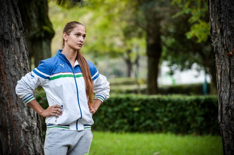 Самбистка из Узбекистана Ирина Кулакова