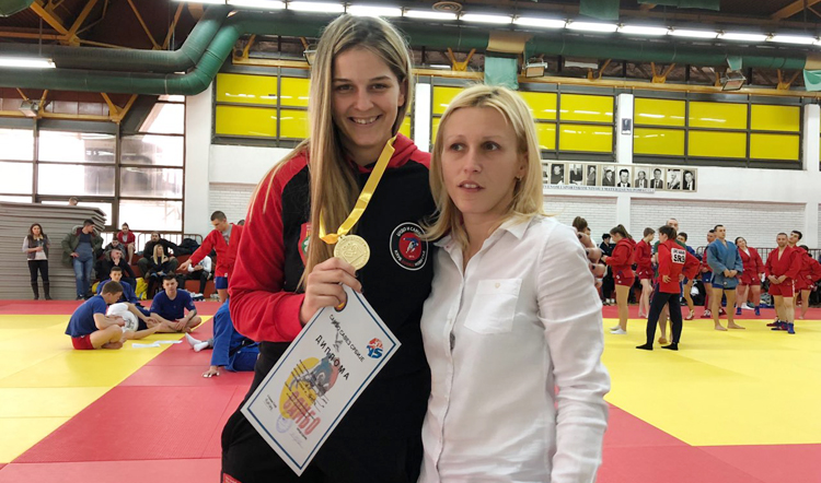 Чемпионат Сербии по самбо прошел в городе Нови-Сад