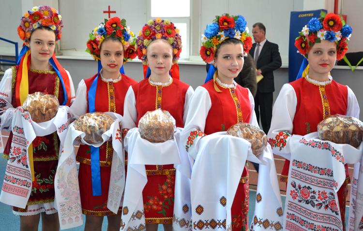 Кубок Украины среди кадетов прошел в Бахмуте