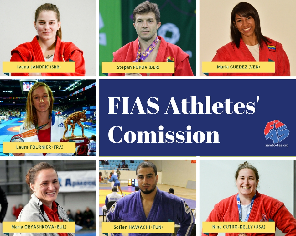 FIAS Athlete's Comission