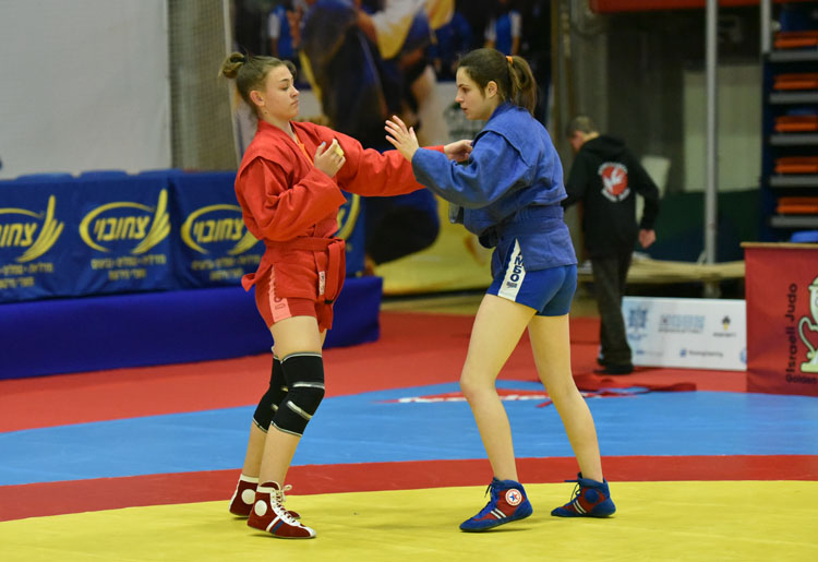 A Grand-Scale SAMBO Tournament In Memory Of Alex Nerush Was Held In Israel