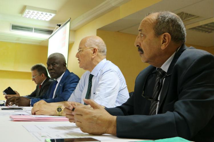 В Тунисе прошел Конгресс Африканской конфедерации самбо