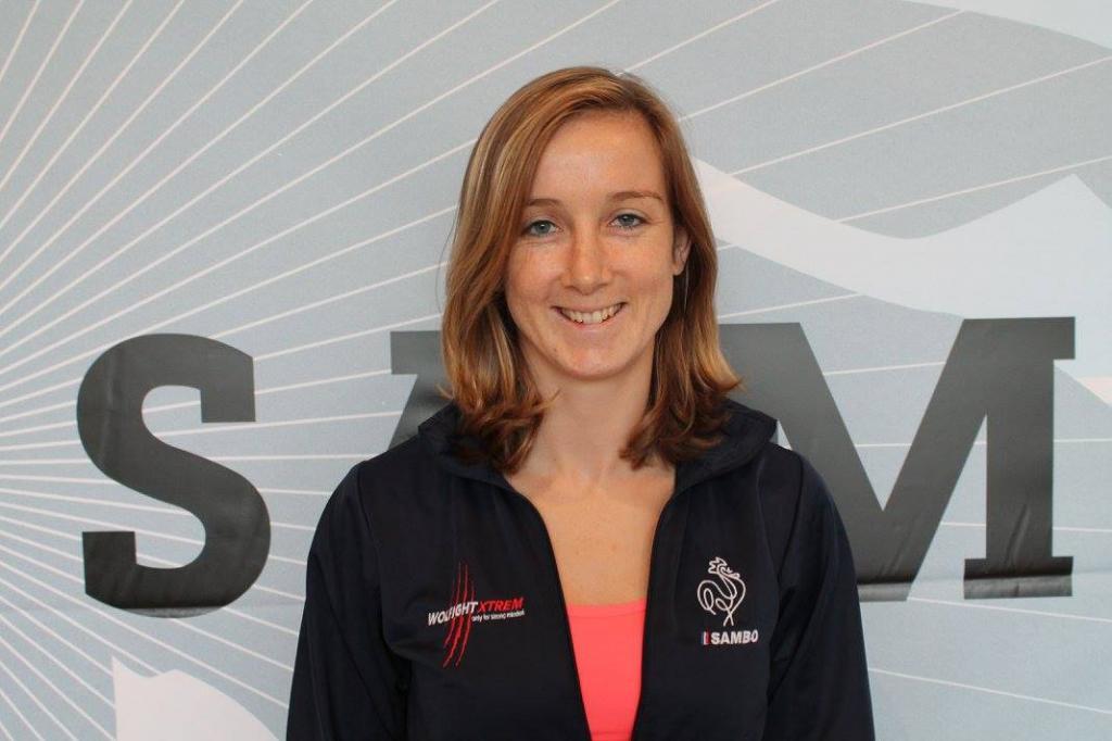Самбистка Лор Фурнье избрана главой комиссии ФИАС по делам спортсменов