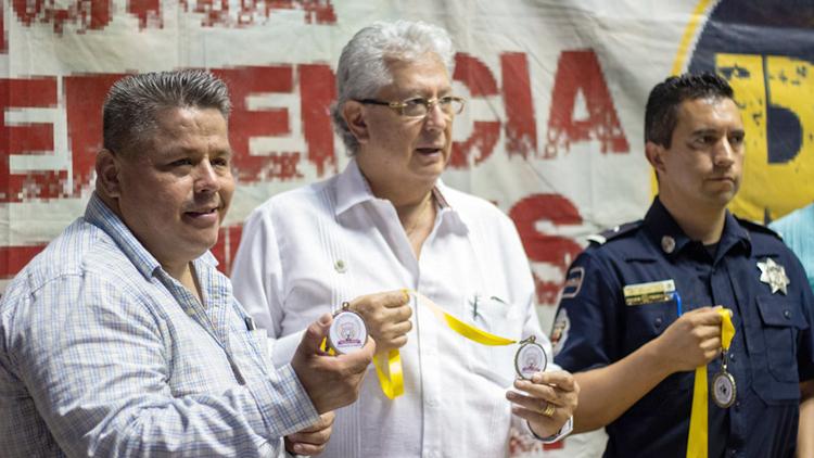 Национальный турнир по самбо в Мексике стал репетицией Чемпионата Панамерики 2018