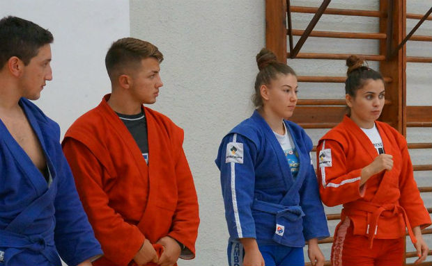 Sambo class opened at a school under Russian Embassy in Romania
