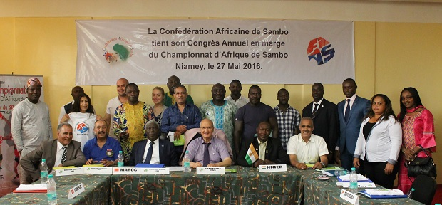 Congress of the African Sambo Confederation